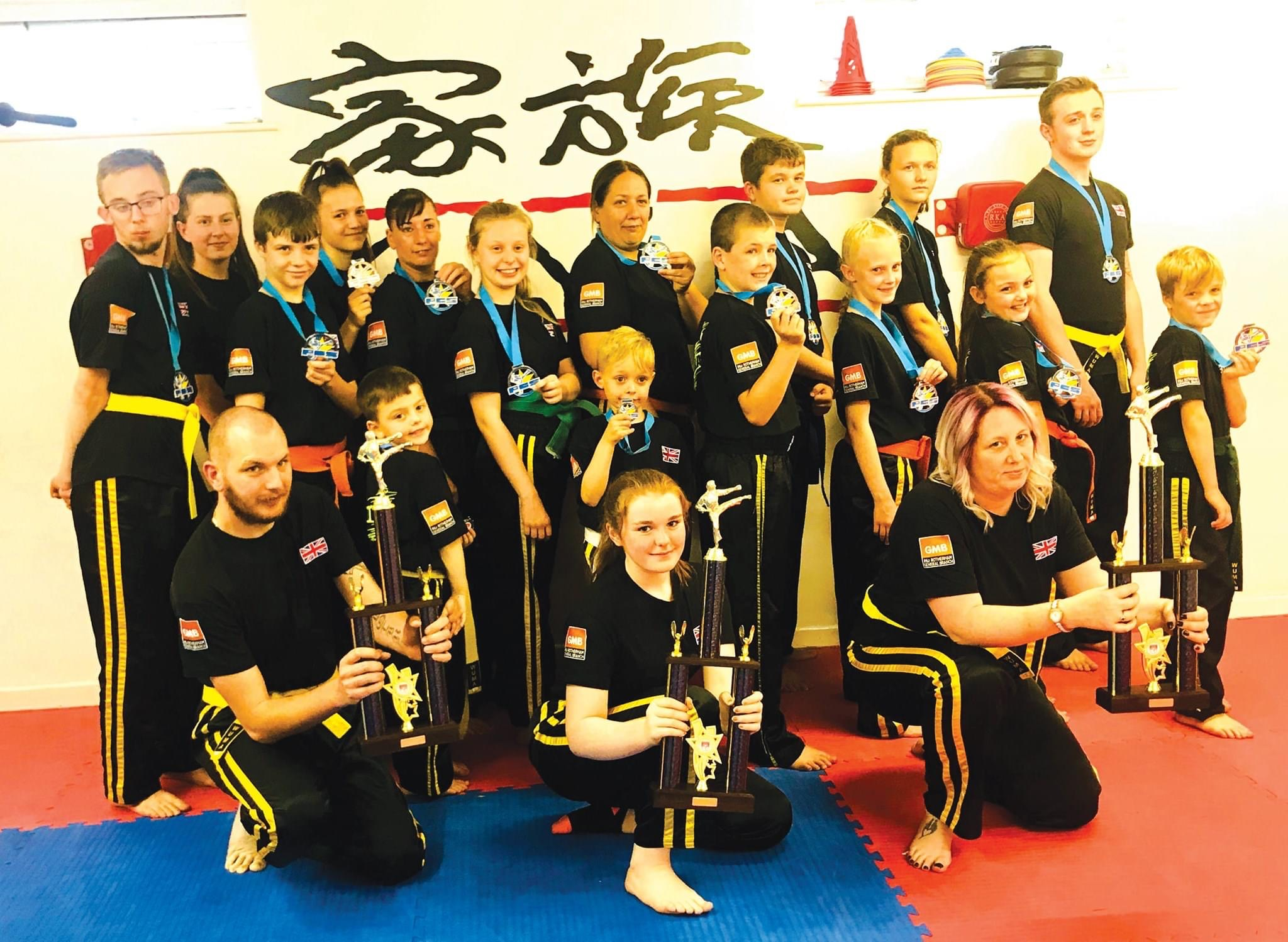 kazoku team